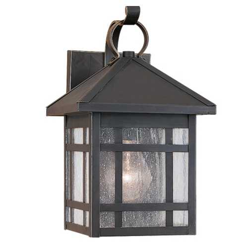 Sea Gull Lighting Largo Outdoor Wall Light 85008-71