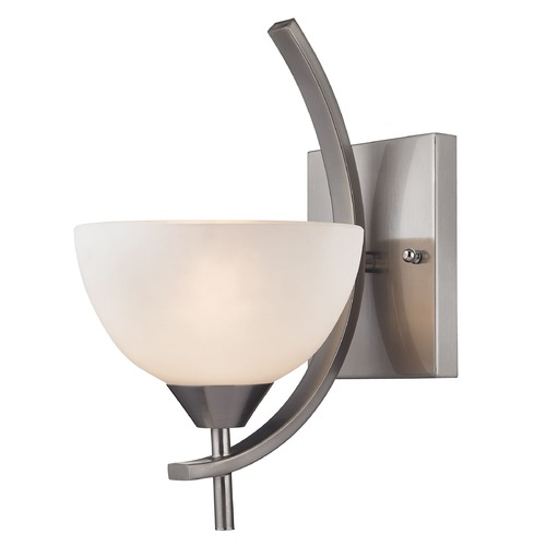 Elk Lighting Elk Lighting Freeland Brushed Nickel Sconce 17260/1