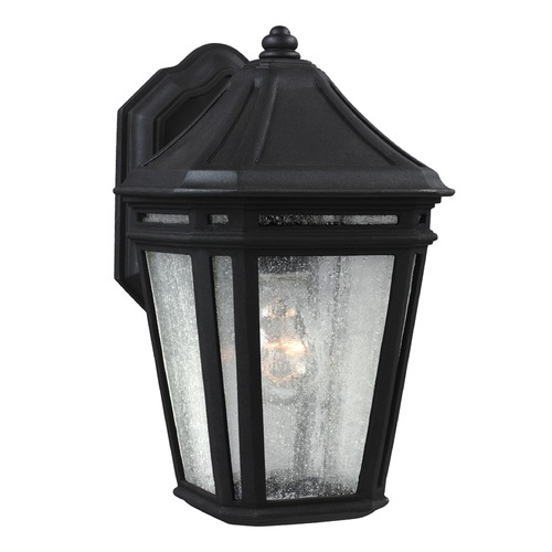 Feiss Lighting Feiss Lighting Londontowne Black Outdoor Wall Light OL11300BK