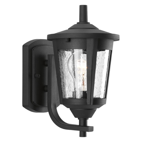 Progress Lighting Progress Lighting East Haven Black Outdoor Wall Light P6073-31
