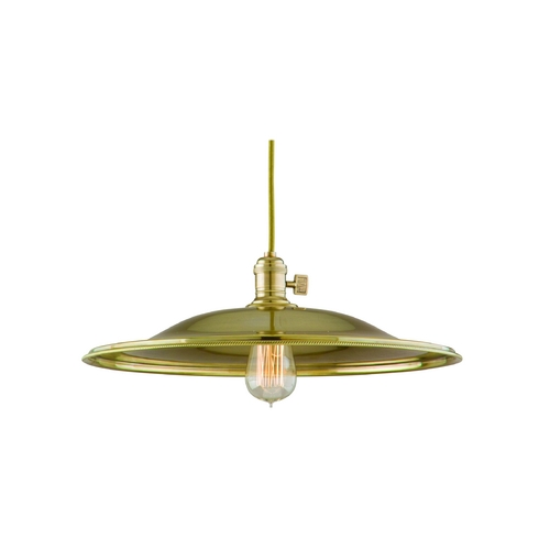 Hudson Valley Lighting Pendant Light in Historic Nickel Finish 8001-HN-ML2