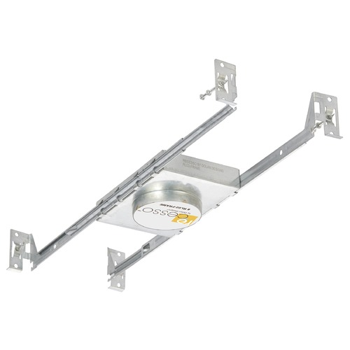 Recesso Lighting by Dolan Designs Rough-In Frame Kit for Recesso RL02 LED 2 in. Canless Downlight Modules RL02-FRAME