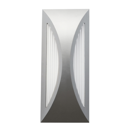 Kichler Lighting Kichler Lighting Cesya Platinum LED Outdoor Wall Light 49494PL