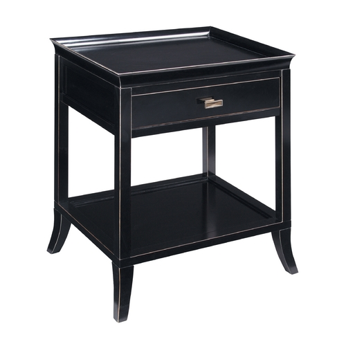 Sterling Lighting Sterling Lighting Ebony Coffee & End Table 6041153