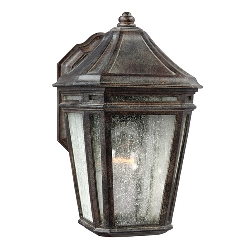 Feiss Lighting Feiss Lighting Londontowne Weathered Chestnut Outdoor Wall Light OL11300WCT