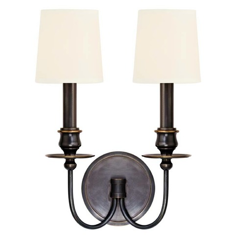 Hudson Valley Lighting Hudson Valley Lighting Cohasset Old Bronze Sconce 8212-OB-WS