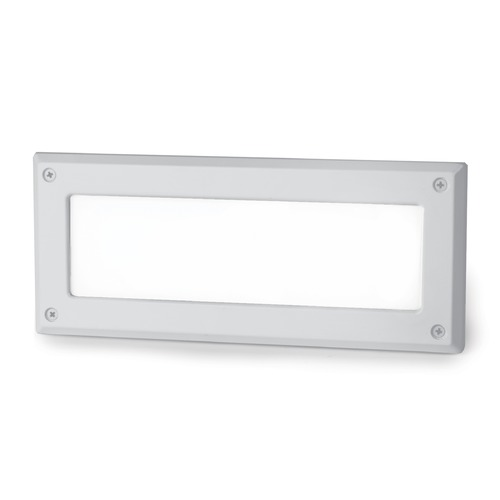 WAC Lighting WAC Lighting Endurance Architectural Graphite LED Recessed Step Light WL-5105-30-aGH