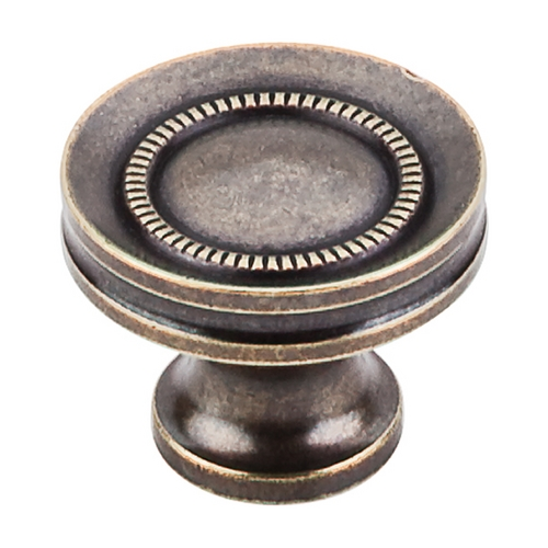 Top Knobs Hardware Cabinet Knob in German Bronze Finish M295