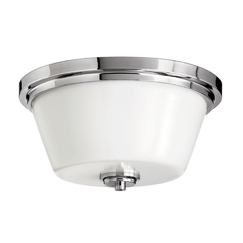 Hinkley Lighting Hinkley Lighting Flushmount Chrome LED Flushmount Light 5551CM-LED