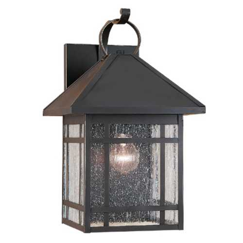 Sea Gull Lighting Largo Outdoor Wall Light 85013-71