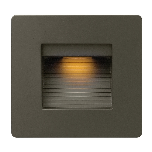 Hinkley Lighting Hinkley Lighting Luna Bronze LED Recessed Step Light 58506BZ