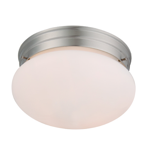 Savoy House Savoy House Lighting Flush Mount Satin Nickel Flushmount Light 6-603-9-SN