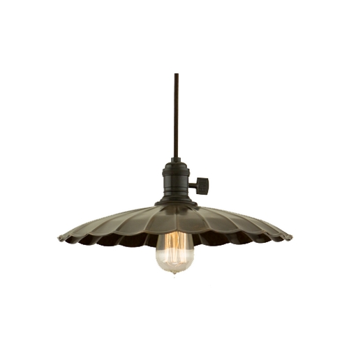 Hudson Valley Lighting Pendant Light in Historic Nickel Finish 8001-HN-ML3