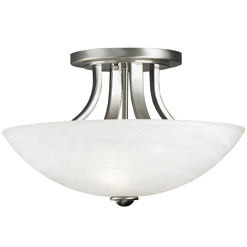 Dolan Designs Lighting Semi-Flush Ceiling Light 204-09