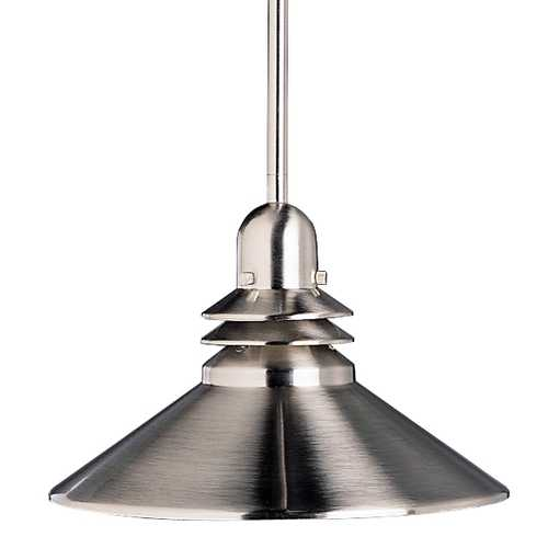 Kichler Lighting Kichler Pendant with Metal Shade 2714NI