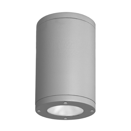 WAC Lighting 5-Inch Graphite LED Tube Architectural Flush Mount 2700K 1850LM DS-CD05-F27-GH