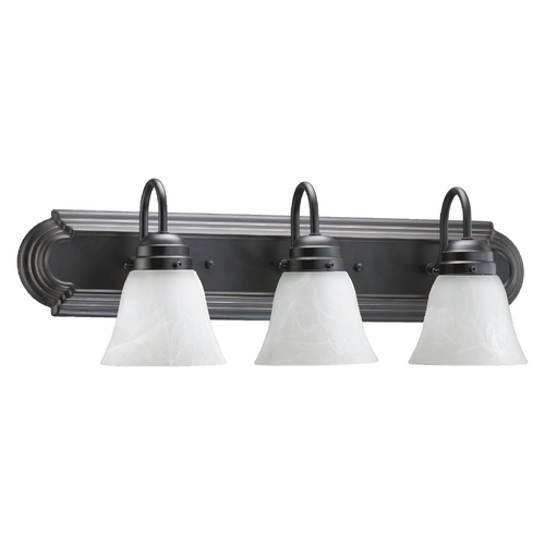 Quorum Lighting Quorum Lighting Old World Bathroom Light 5094-3-195