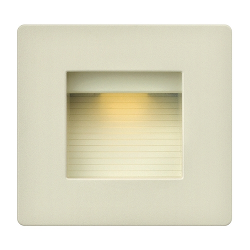 Hinkley Lighting Hinkley Lighting Luna Light Almond LED Recessed Step Light 58506LA