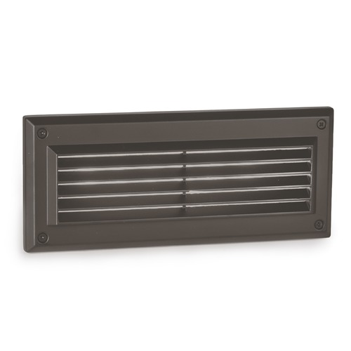 WAC Lighting WAC Lighting Endurance Architectural Bronze LED Recessed Step Light WL-5205-30-aBZ