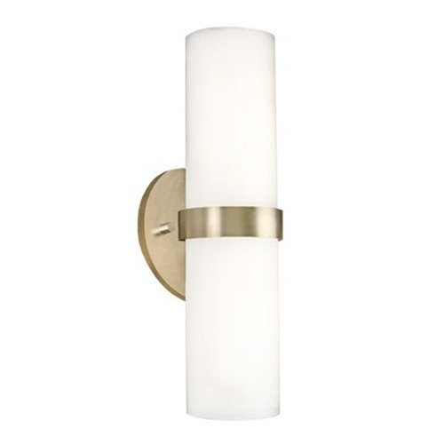 Kuzco Lighting Kuzco Lighting Milano Vintage Brass LED Sconce WS9815-VB