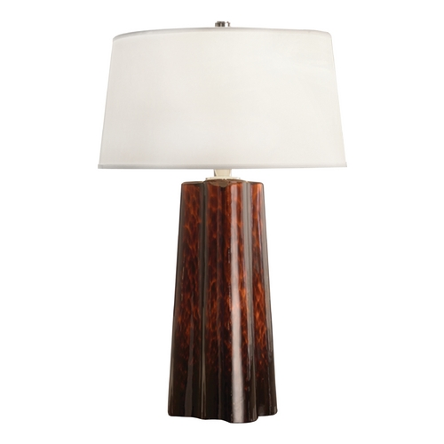 Robert Abbey Lighting Robert Abbey Wavy Table Lamp 436