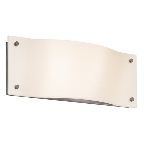 Sonneman Lighting Sonneman Lighting Oceana Satin Nickel LED Sconce 3911.13LED