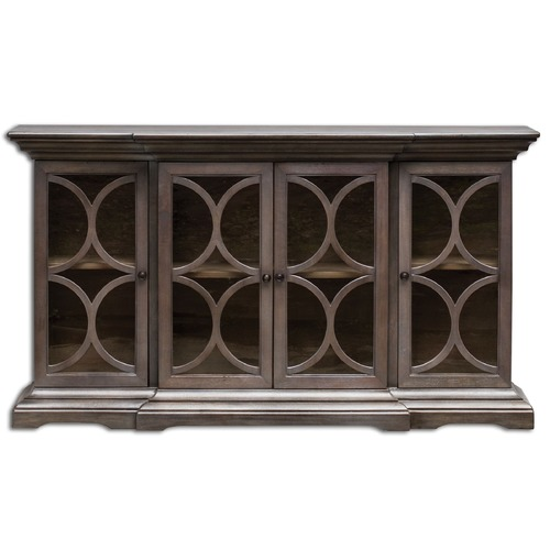 Uttermost Lighting Uttermost Belino Wooden 4 Door Chest 25629