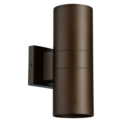 Quorum Lighting Quorum Lighting Oiled Bronze Outdoor Wall Light 720-2-86