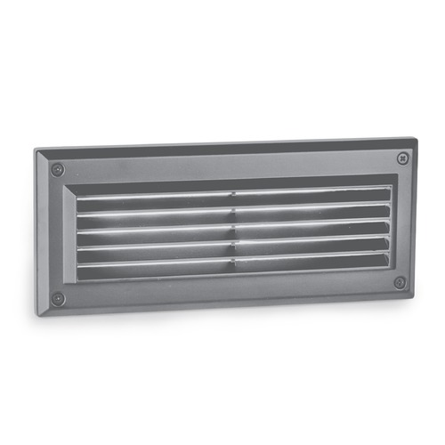 WAC Lighting WAC Lighting Endurance Architectural Graphite LED Recessed Step Light WL-5205-30-aGH