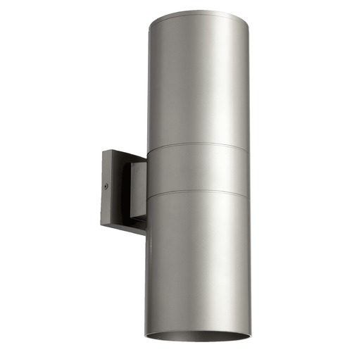 Quorum Lighting Quorum Lighting Graphite Outdoor Wall Light 721-2-3