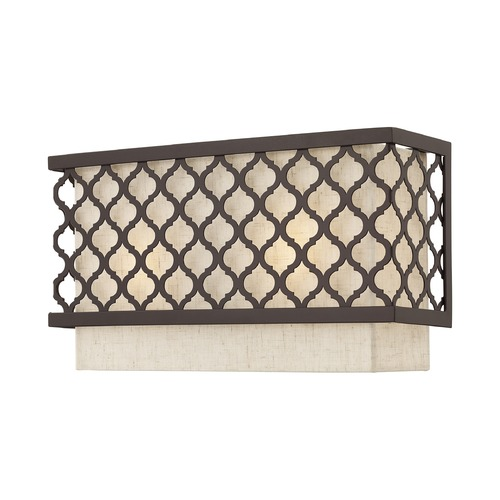 Livex Lighting Livex Lighting Arabesque English Bronze Sconce 41110-92