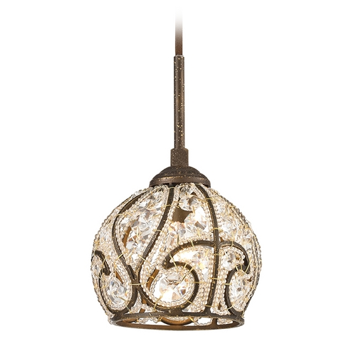 Elk Lighting Mini-Pendant Light 15976/1