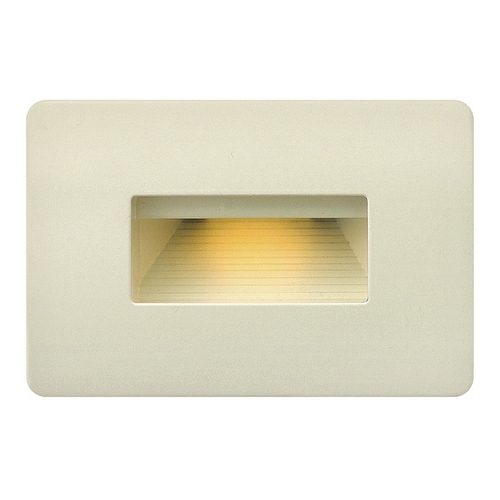 Hinkley Lighting Hinkley Lighting Luna Light Almond LED Recessed Step Light 58508LA