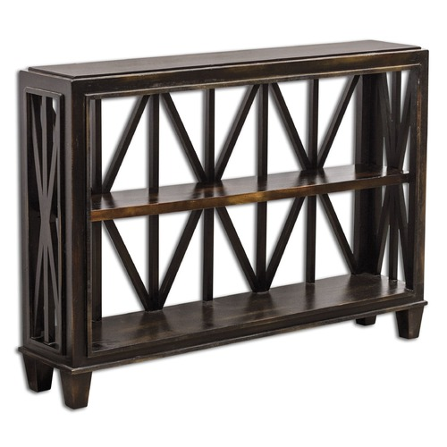 Uttermost Lighting Uttermost Asadel Wood Console Table 25631