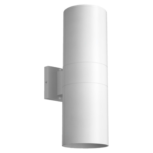 Quorum Lighting Quorum Lighting Studio White Outdoor Wall Light 721-2-8