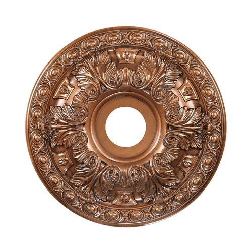 Elk Lighting Elk Lighting Pennington Antique Bronze Ceiling Medallion M1018AB