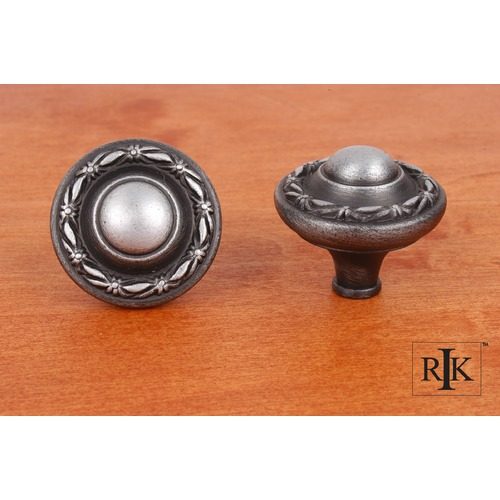 RK International Big Deco-Leaf Edge Knob CK760DN