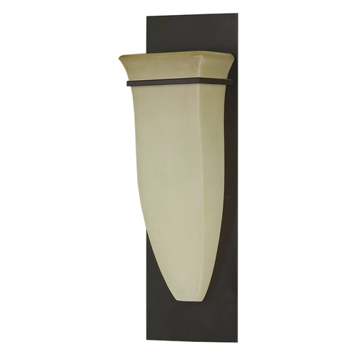 Feiss Lighting Modern Sconce Wall Light in Oil Rubbed Bronze Finish WB1329ORB