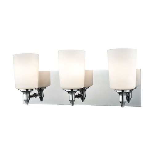 Alico Industries Lighting Alico Lighting Alton Road Chrome Bathroom Light BV2413-10-15