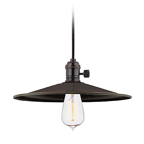 Hudson Valley Lighting Mini-Pendant Light 8001-OB-MS1