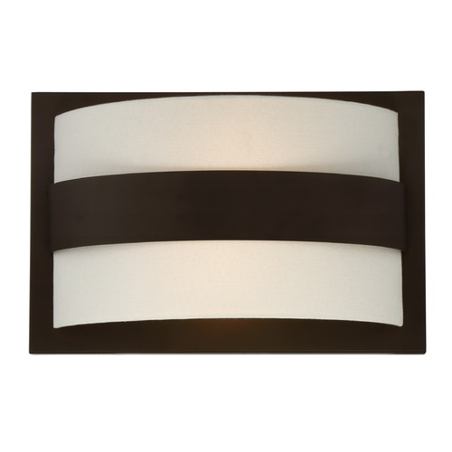 Crystorama Lighting Crystorama Lighting Grayson Dark Bronze Sconce 292-DB