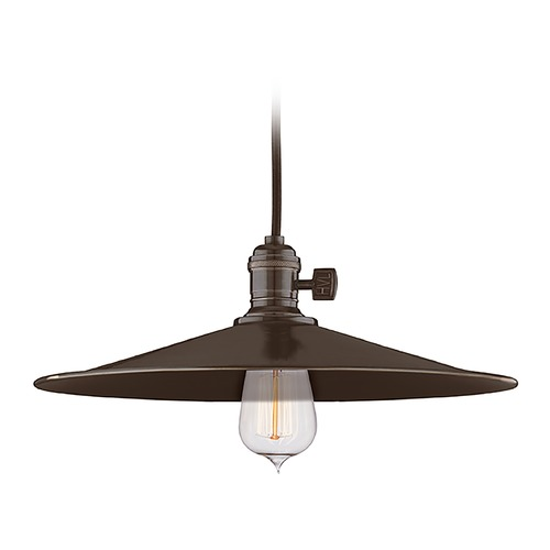 Hudson Valley Lighting Pendant Light in Old Bronze Finish 8001-OB-MM1