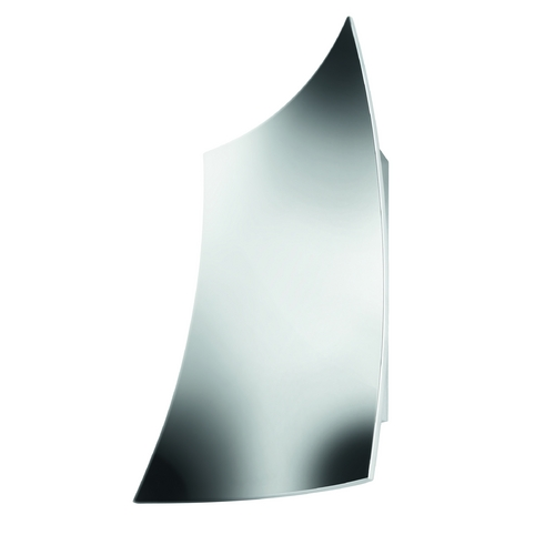 Philips Lighting Modern LED Sconce Wall Light in Chrome Finish 336041148