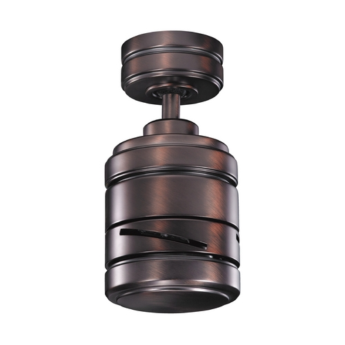 Kichler Lighting Kichler Lighting Arkwright Oil Brushed Bronze Ceiling Fan with Light 300146OBB