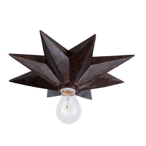 Crystorama Lighting Crystorama Lighting Astro English Bronze Flushmount Light 9230-EB_CEILING