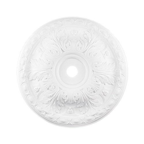 Elk Lighting Elk Lighting Pennington White Ceiling Medallion M1020WH