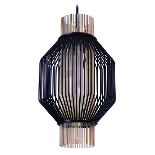 Maxim Lighting Maxim Lighting International Aviary Oil Rubbed Bronze LED Pendant Light 38484CGOI