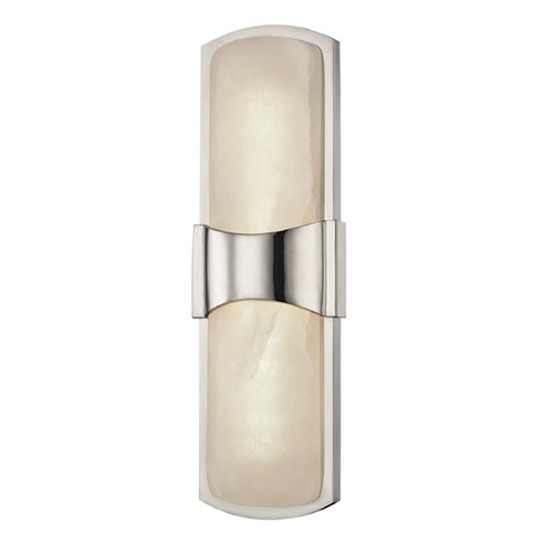 Hudson Valley Lighting Hudson Valley Lighting Valencia Polished Nickel LED Sconce 3415-PN
