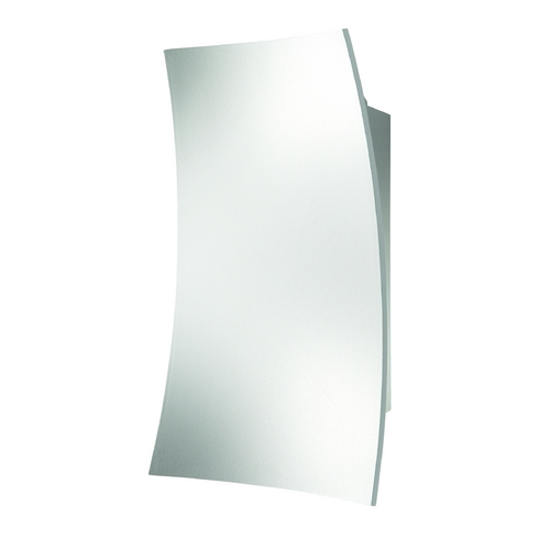 Philips Lighting Modern LED Sconce Wall Light in White Finish 336043148