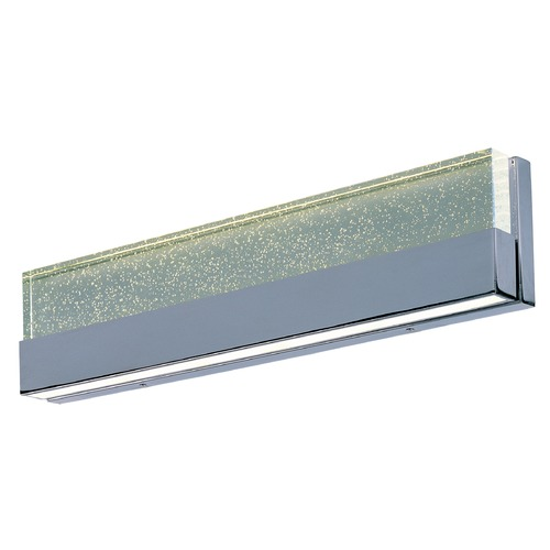 ET2 Lighting Fizz III Polished Chrome LED Bathroom Light E22757-89PC